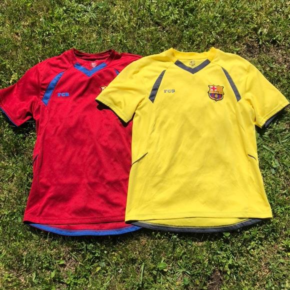 wholesale dealer 997fa 2a6c9 FC Barcelona Practice Jersey Shirts